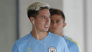 Samir Nasri Manchester City 15082016