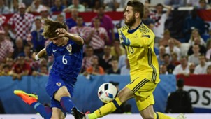 Tin Jedvaj Croatia Spain 2016