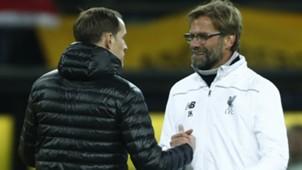 Thomas Tuchel Jürgen Klopp Borussia Dortmund FC Liverpool Europa League 04072016