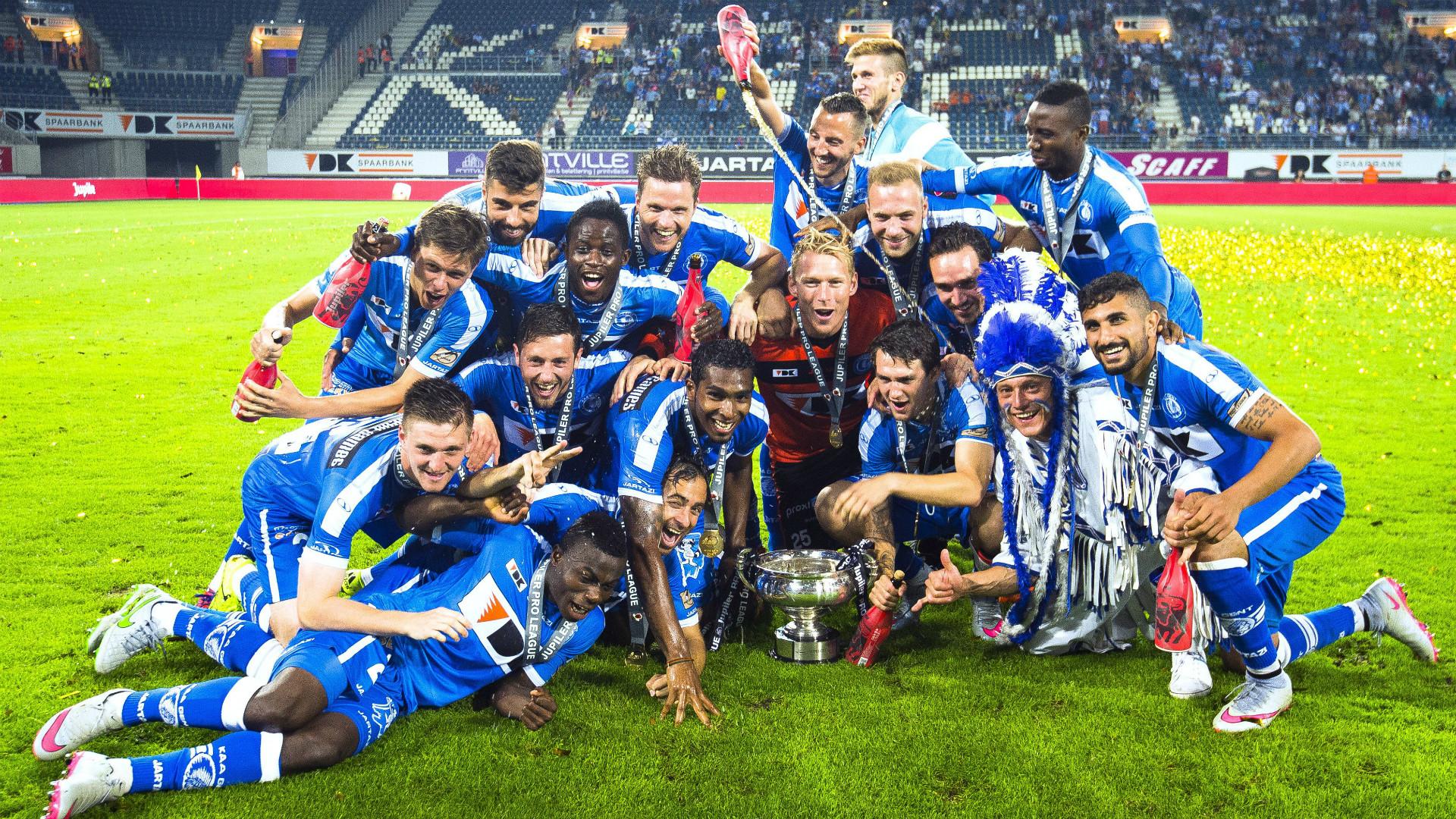 Kaa Gent Supercup Goalcom