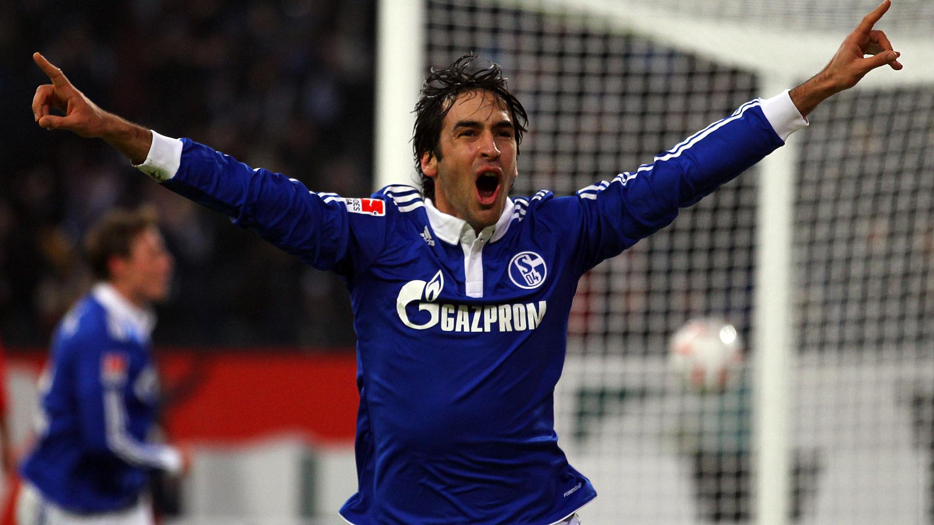 Raul FC Schalke 04