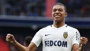 Kylian Mbappe AS Monaco 19032017