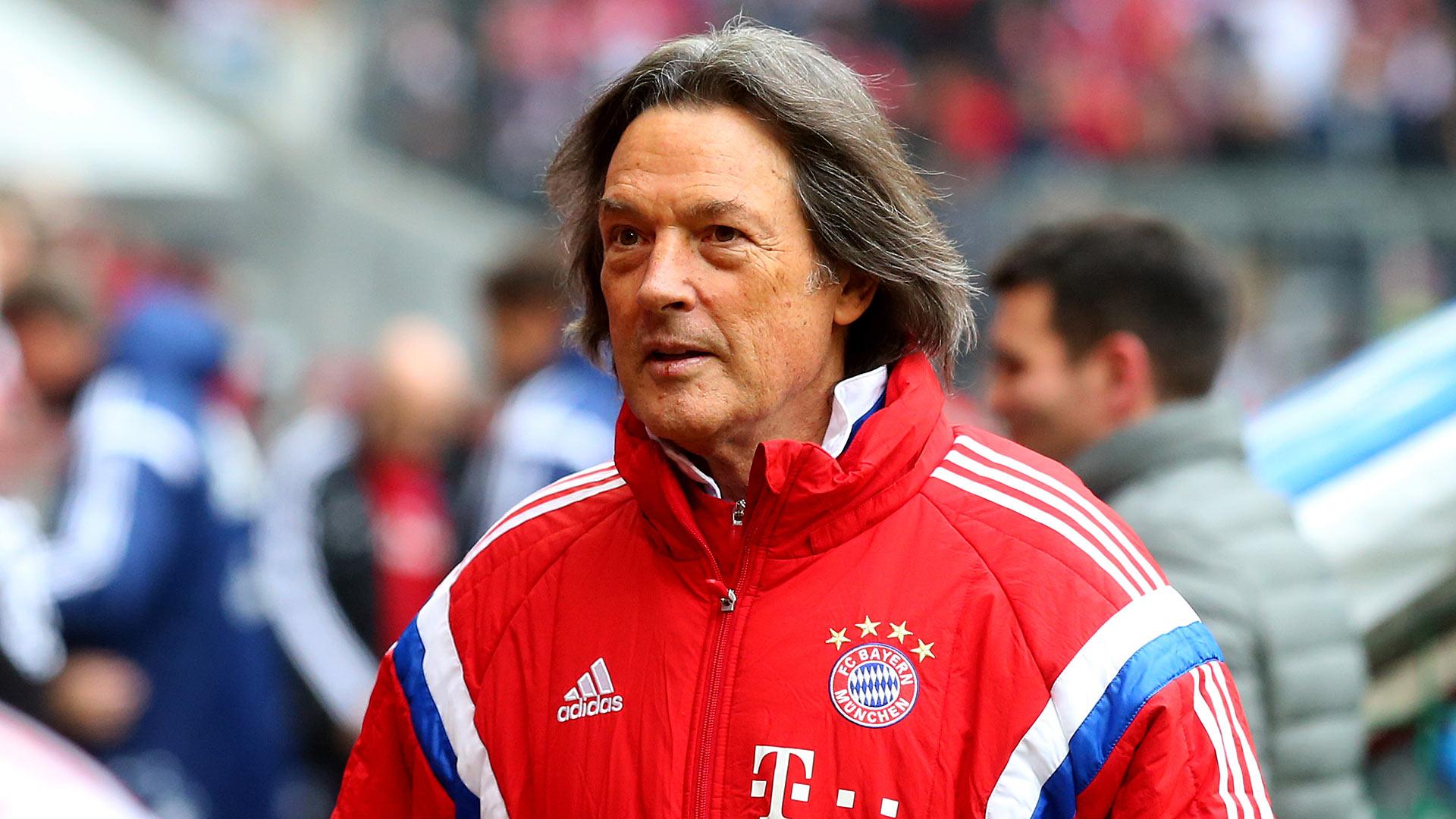 Hans-Wilhelm Müller-Wohlfahrt FC Bayern München 14022015