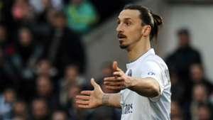 Zlatan Ibrahimovic Ligue 1 Bordeaux Paris Saint-Germain PSG 03152015