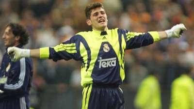 Iker Casillas Real Madrid 24.05.2000