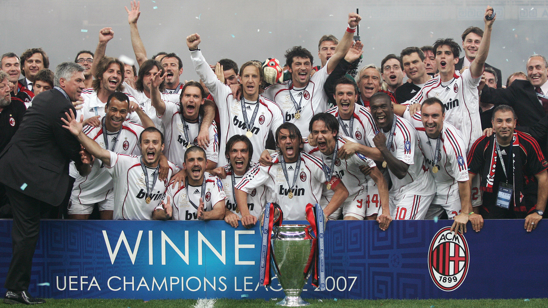 AC Milan Champions League 05232007