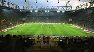 Borussia Dortmund Stadion Westfalenstadion Signal-Iduna-Park Signal Iduna Park Stadium 23082013