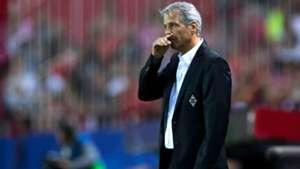 Lucien Favre Borussia Mochengladbach Sevilla