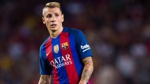 Lucas Digne FC Barcelona 10082016