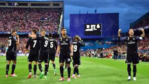 Real Madrid Champions League Atletico 051017