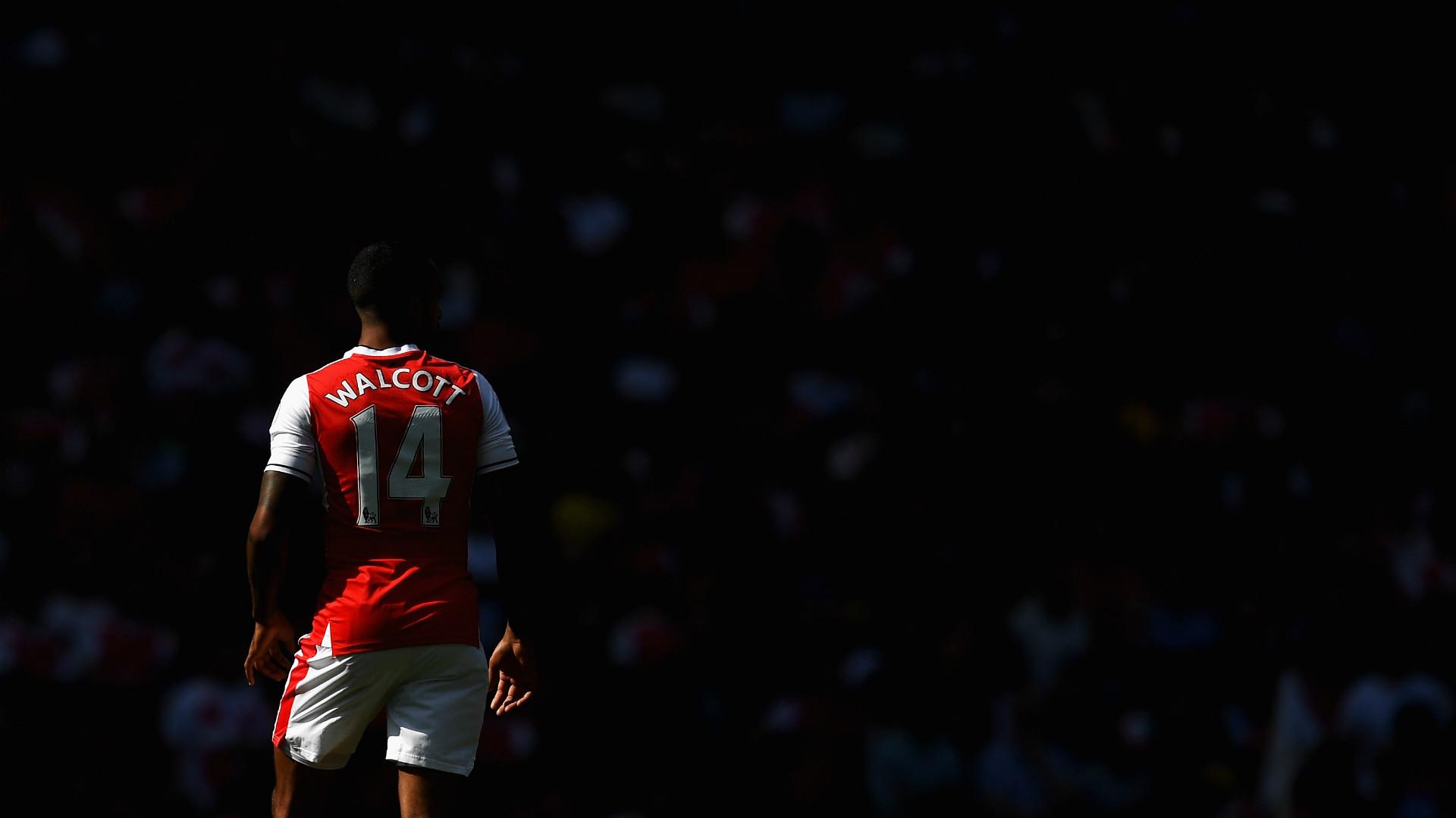 Theo Walcott Arsenal Premier League 14082016