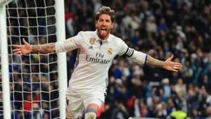 Sergio Ramos Real Madrid 12032017