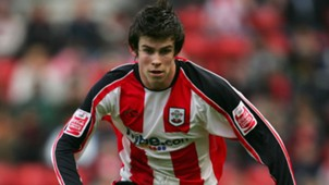 Gareth Bale Southampton 2007