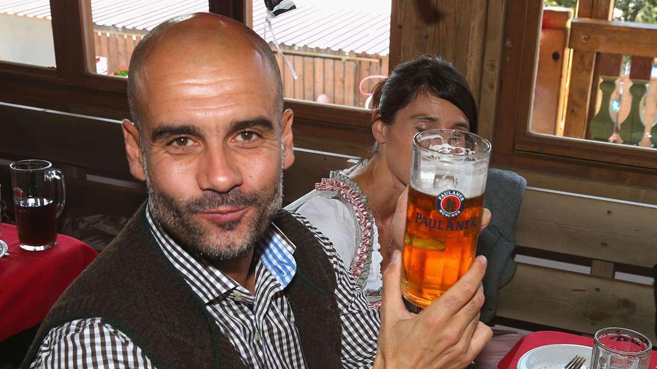FC Bayern München Oktoberfest 30092015