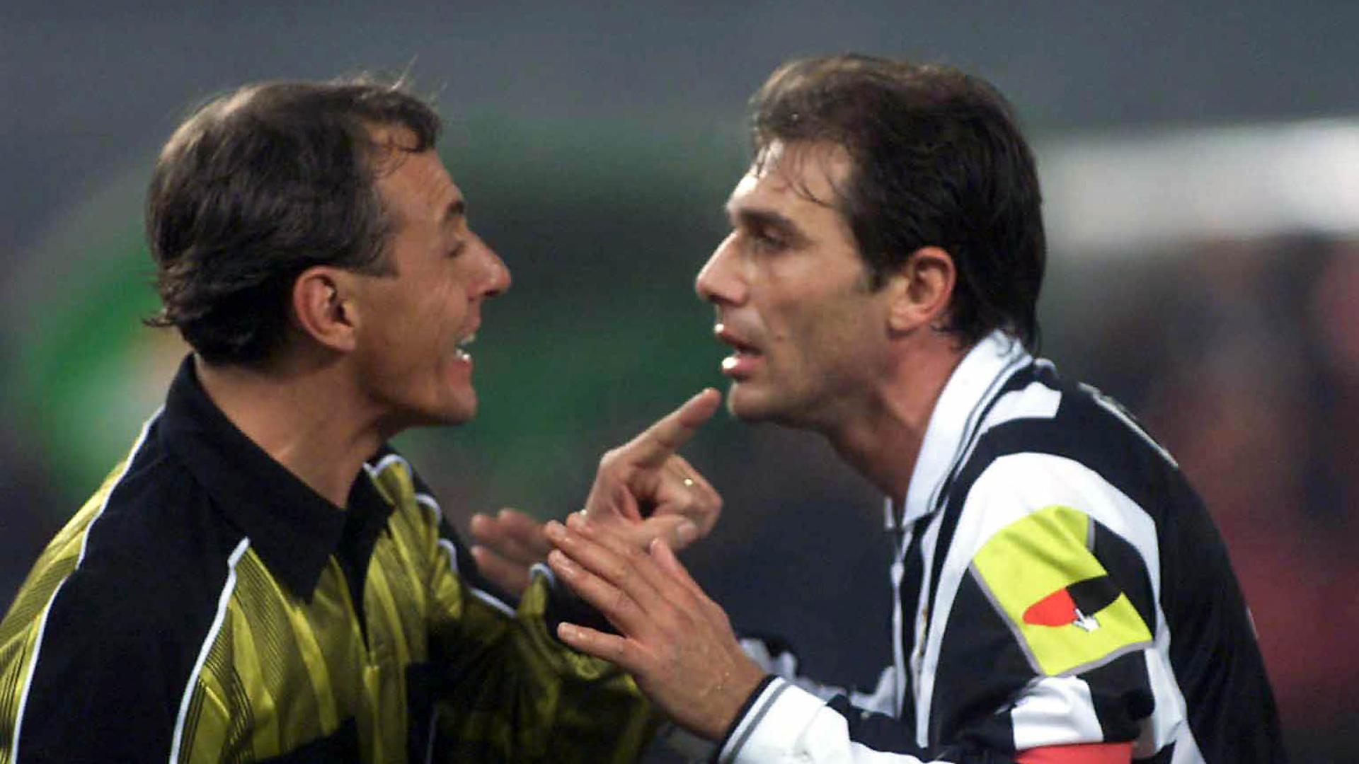 Antonio Conte Juventus Turin 11112000