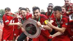 Bayer Leverkusen B-Jugend Atakan Akkaynak