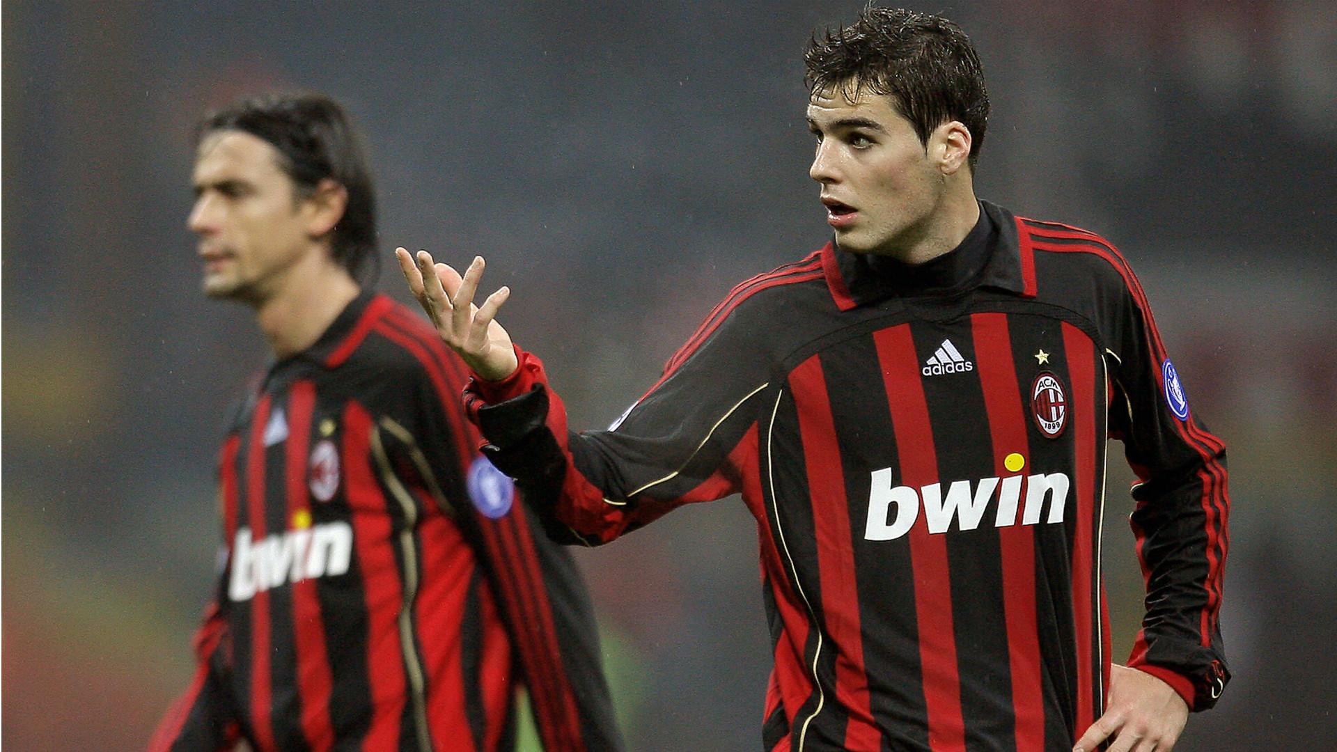 Yoann Gourcuff Filippo Inzgahi AC Milan