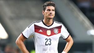 Mario Gomez Germany 09032014