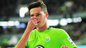 Julian Draxler Wolfsburg Bundesliga 02012016