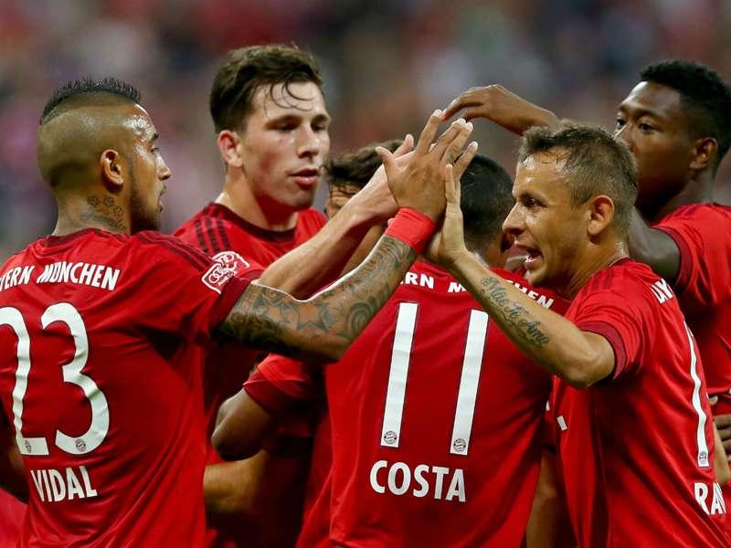 Bayern siegt hochverdient gegen Milan