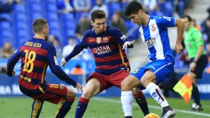 Marco Asensio Espanyol FC Barcelona Primera Division Lionel Messi