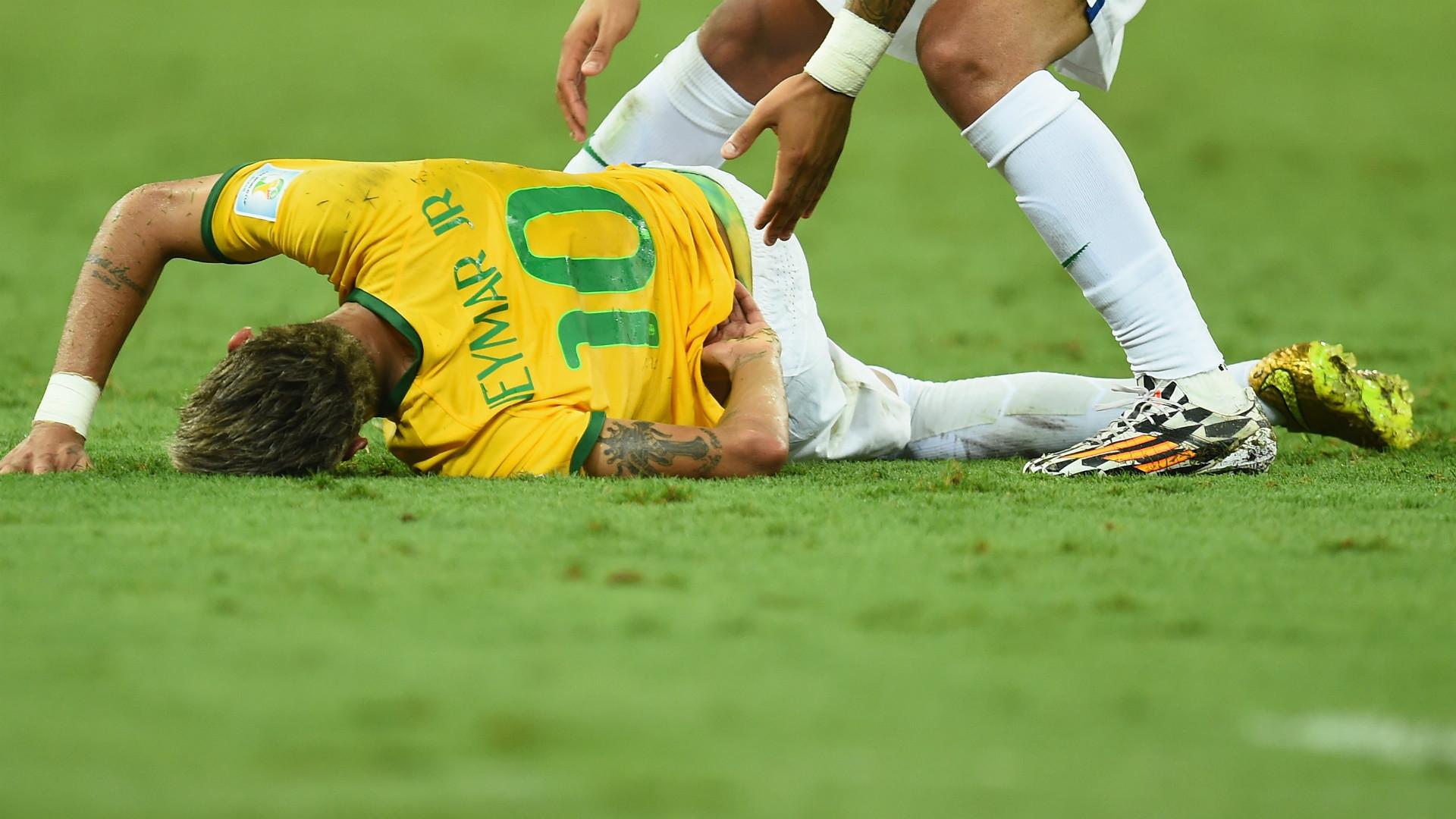Neymar Brazil World Cup 04072014