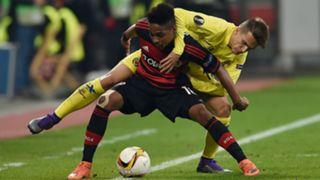 Wendell Denis Suarez Bayer Leverkusen Villarreal Europa League 17032016
