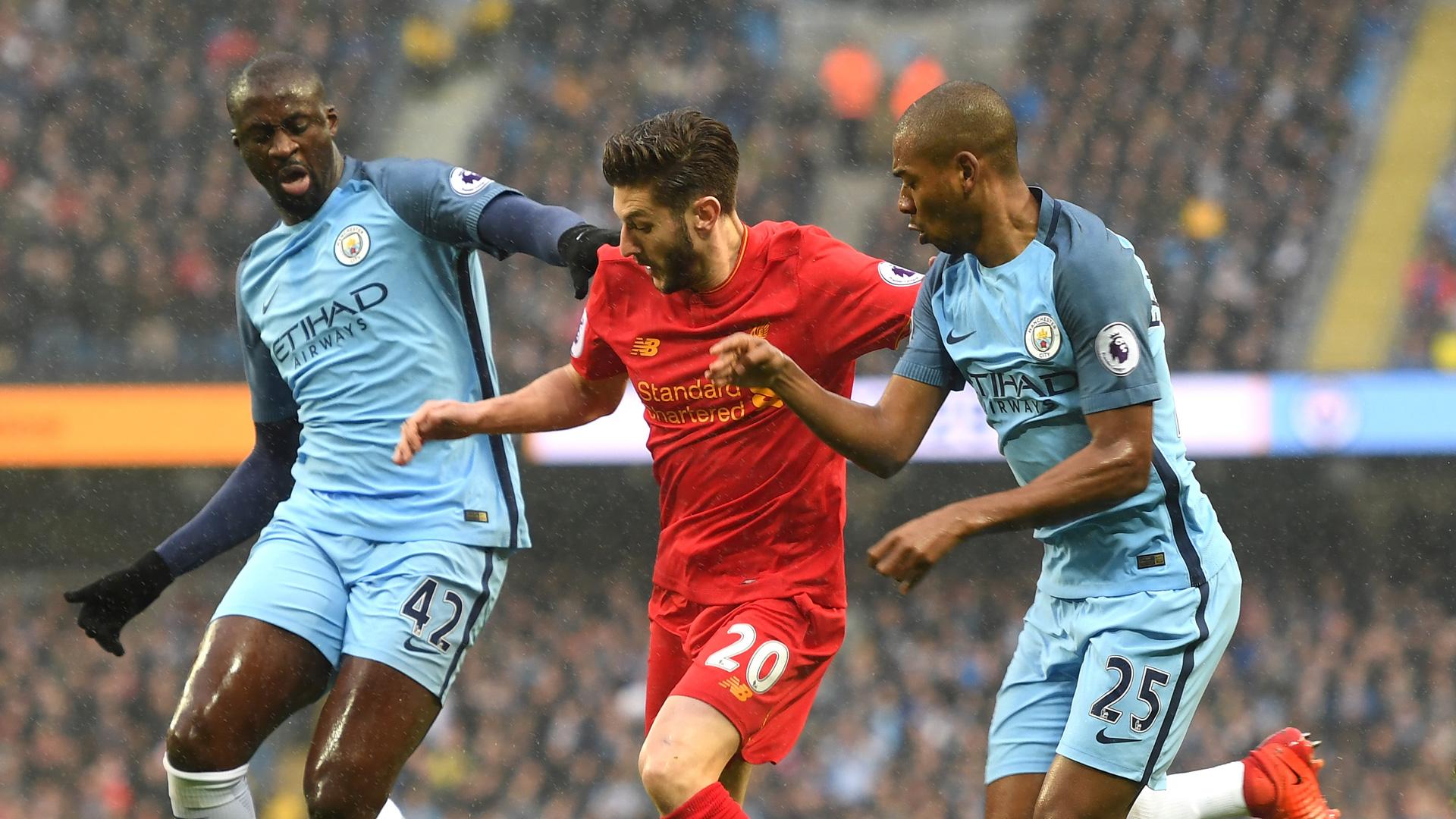 Manchester City Liverpool Premier League 19032017