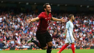 Hakan Calhanoglu Turkey Friendly 22052016