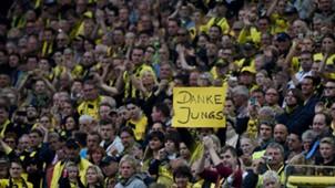 Borussia Dortmund BVB Fans Bundesliga 05232015