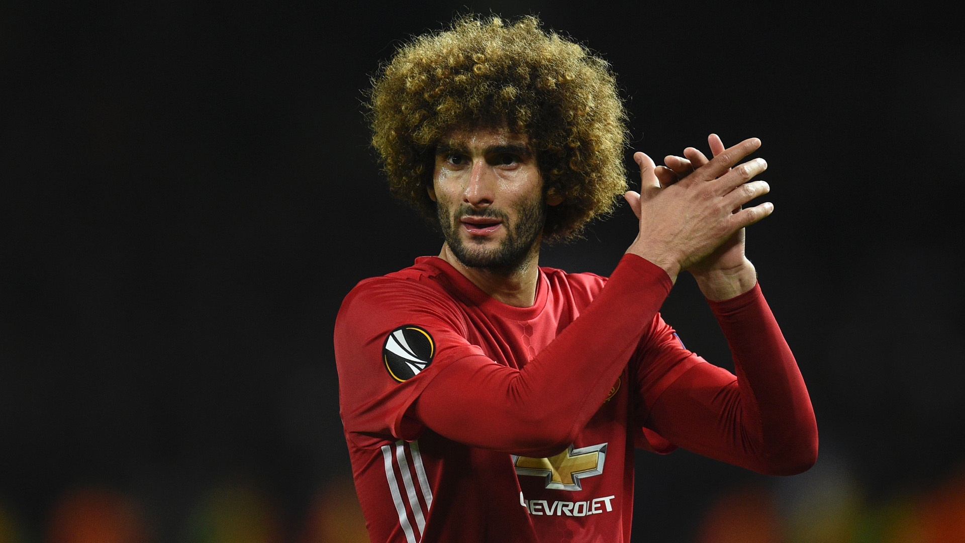 fellaini manchester united europa league 042017
