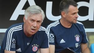 Carlo Ancelotti FC Bayern München 22072017