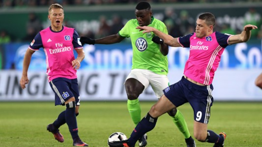 Paul Georges NTep N'Tep Bundesliga 21012017