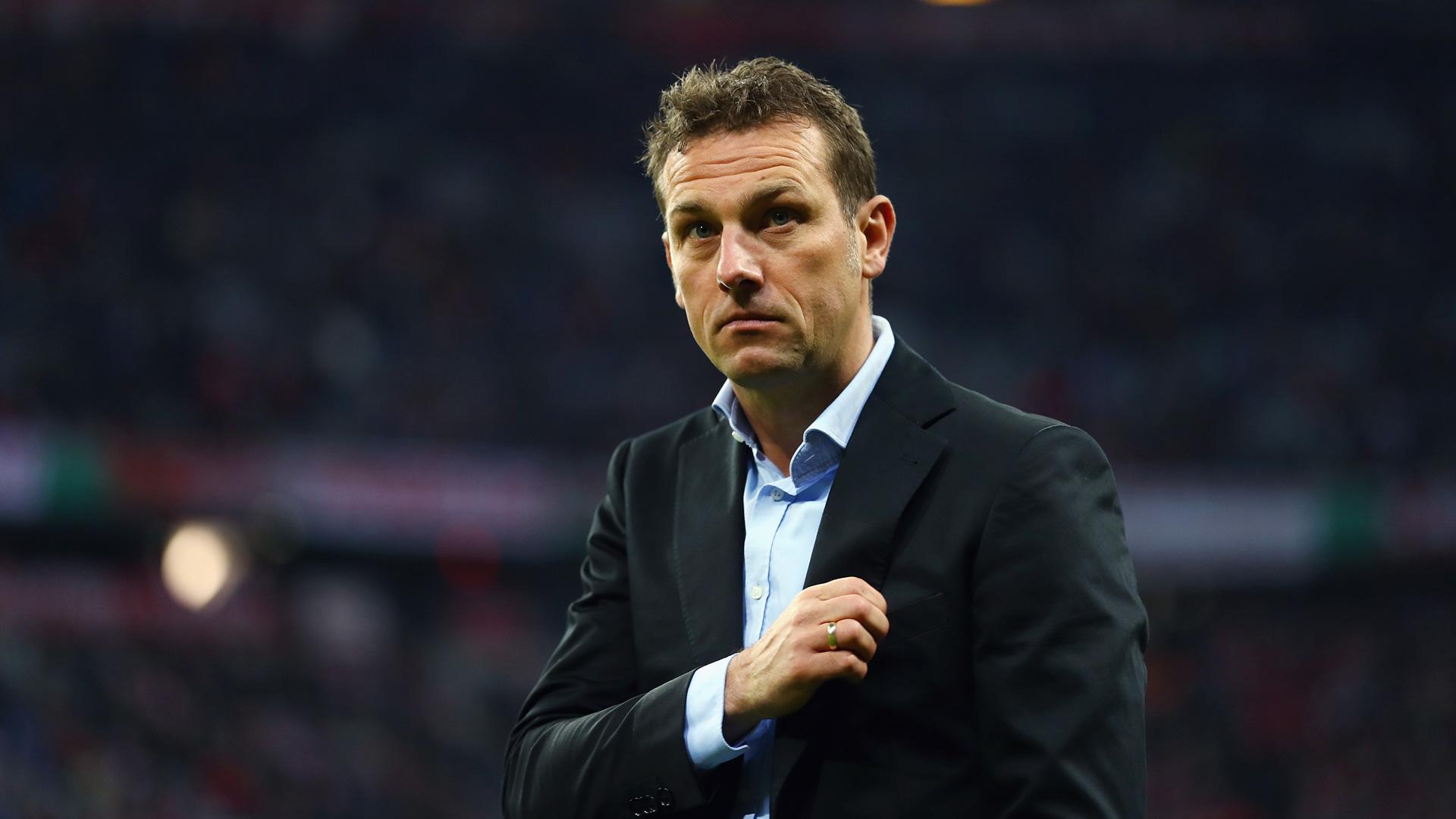 Markus Weinzierl als Österreich-Coach im Gespräch