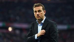 Markus Weinzierl Schalke 04 Bundesliga 030117