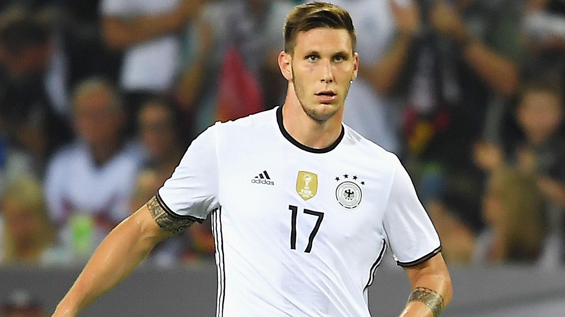 Niklas Süle DFB Germany Deutschland 31082016