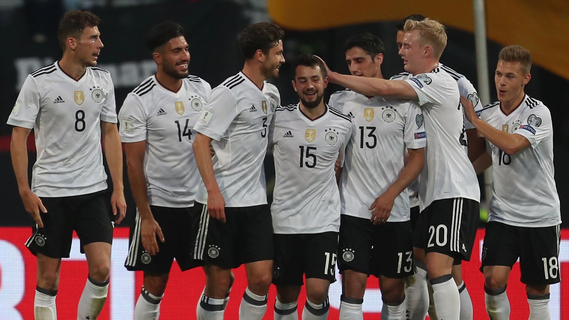 Alemanha será a grande atração da Copa (Foto  Getty Images) e0894f53c2d22