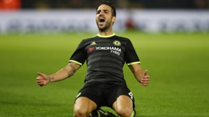 Cesc Fabregas Chelsea Capital One Cup 20092016