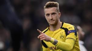Marco Reus Borussia Dortmund Champions League 07122016