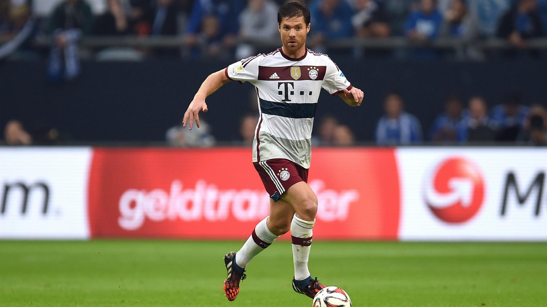 Xabi Alonso FC Bayern Munchen - Goal.com