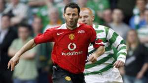 Ryan Giggs Manchester United Premier League 05092006