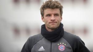 Thomas Müller FC Bayern 08022017