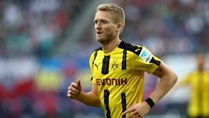 Andre Schürrle Borussia Dortmund 10092016