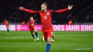 Jamie Vardy Germany England 0326