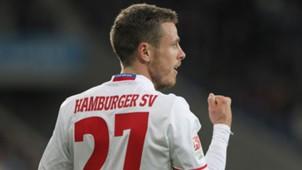 Nicolai Müller Hamburger SV 20112016