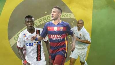 GFX Die teuersten Brasilianer