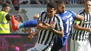 Omar Mascarell Eintracht Frankfurt Bundesliga 27082016