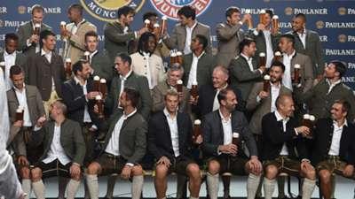 01 Bayern München Wiesn Oktoberfest 2016 Paulaner 14092016
