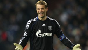 Manuel Neuer Schalke 04 Inter Mailand Champions League 13042011