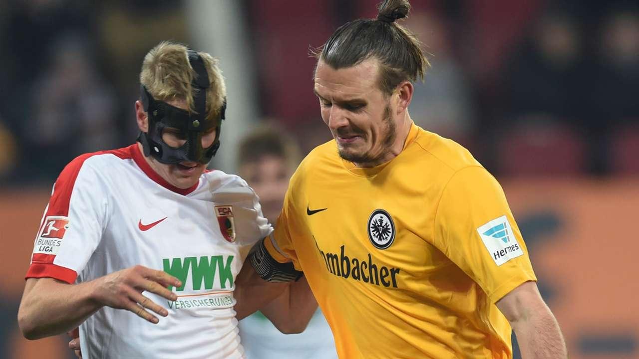 Eintracht Frankfurt FC Augsburg Bundesliga